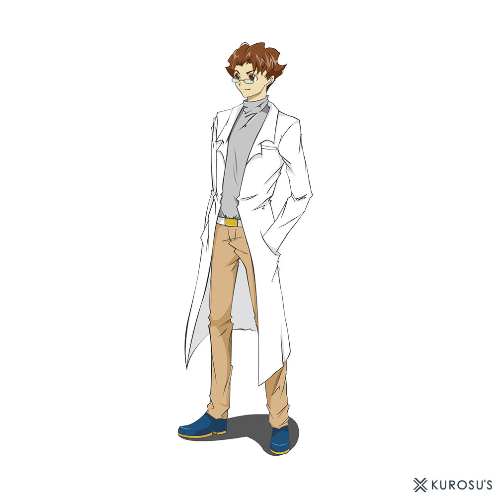 Doctor (Character Design)